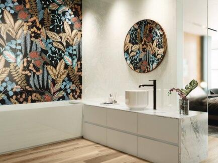 Tile Ape Silk