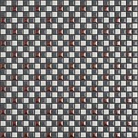 Ceramica Appiani Trio TRIO001_DIV 01 DIV 03 MTL 13 chip 1.2*1.2 , Living room, Public spaces, Bathroom, 3D effect effect, Ceramic Tile, wall & floor, 3D effect, Non-rectified edge