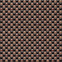 Ceramica Appiani Trio TRIO004_DIV 10 DIV 12 MTL 13 chip 1.2*1.2 , Living room, Public spaces, Bathroom, 3D effect effect, Ceramic Tile, wall & floor, 3D effect, Non-rectified edge