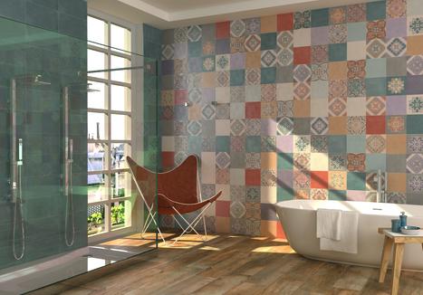 Tile Arcana Gubbio