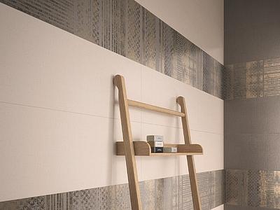 Piastrelle in gres porcellanato canvas di ariana. tile.expert