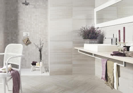 Tile Ascot Travertino Elegance