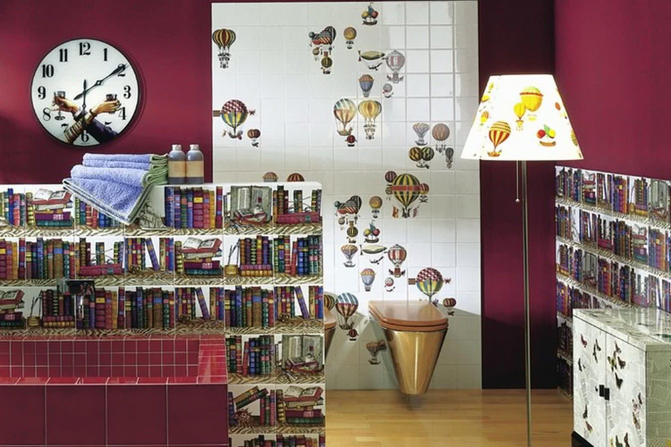 Piastrelle in ceramica libreria di bardelli. tile.expert