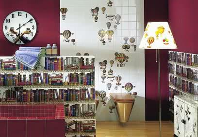 Tile Bardelli Libreria
