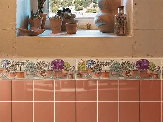 Piastrelle in ceramica mary ann di bardelli. tile.expert