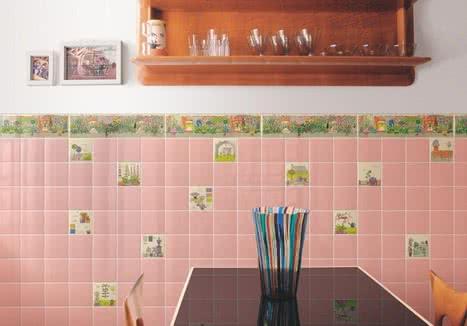 Fornasettiana Ceramic Tiles by Bardelli. Tile.Expert – Distributor ...