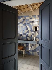 Piastrelle in gres porcellanato Tangram di Bardelli. Tile.Expert ...