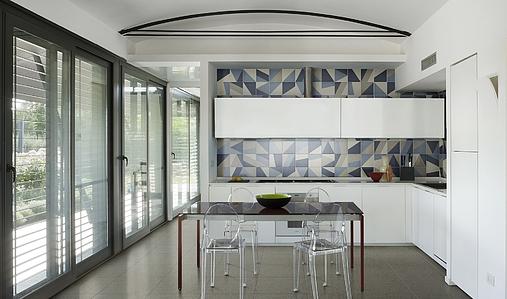 Tangram Porcelain Tiles By Bardelli Tile Expert