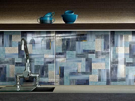 Piastrelle in ceramica Wallpaper di Bardelli. Tile.Expert ...