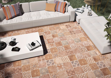 Tile Bestile Antibes Last Collection