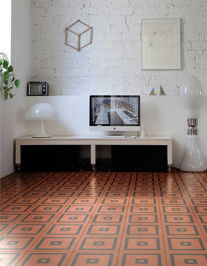carreaux de ciment dal bianco de bisazza tile expert fournisseur de carrelage italien et. Black Bedroom Furniture Sets. Home Design Ideas