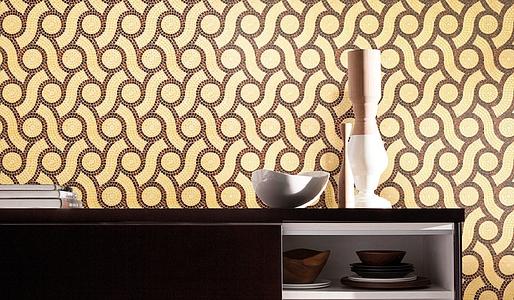 Decori artistic technique de bisazza tile expert for Fournisseur carrelage