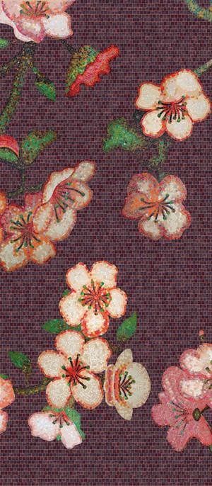 Decori artistic technique de bisazza tile expert for Bisazza carrelage