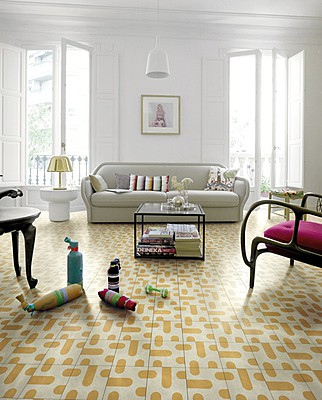 carreaux de ciment hayon de bisazza tile expert fournisseur de carrelage italien et espagnol. Black Bedroom Furniture Sets. Home Design Ideas