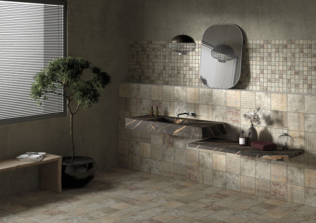Carrelage Boxer Cementina Timeless
