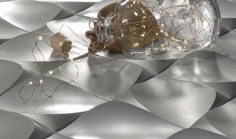 Tile Boxer Wave Metal