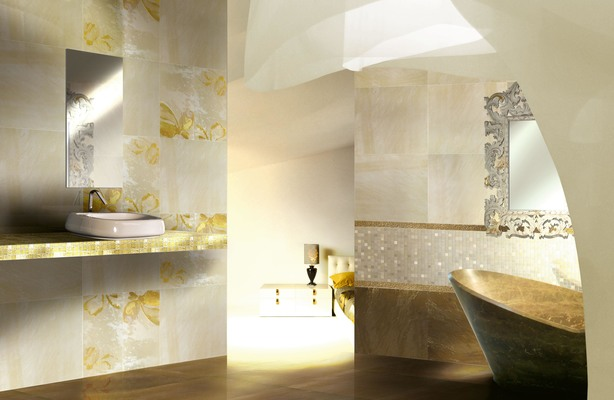 Ceramiche Brennero Listino Prezzi.Piastrelle In Gres Porcellanato Goldeneye Di Brennero Tile Expert