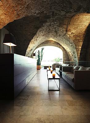 Casa Dolce Velvet 1 Öffentliche Räume Fliesen