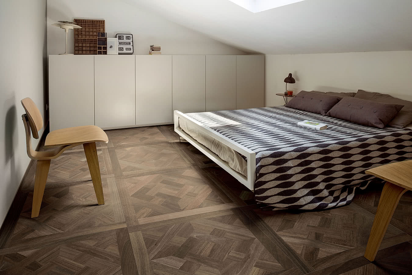 piastrelle in gres porcellanato wooden tile di casa dolce. Black Bedroom Furniture Sets. Home Design Ideas