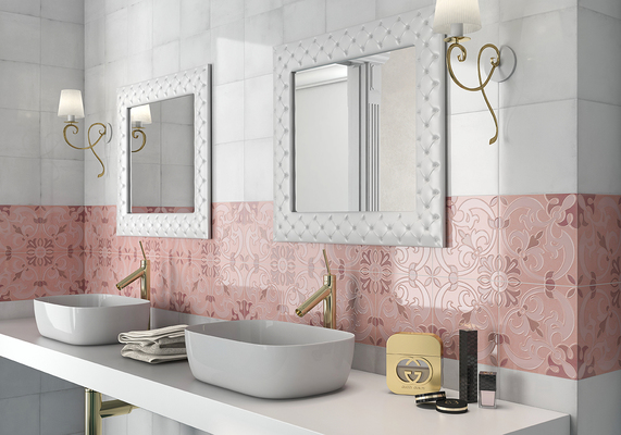 Mediterraneo de cas ceramica tile expert fournisseur for Fournisseur carrelage