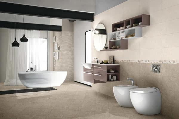 Piastrelle in gres porcellanato stile di ceramica euro. tile.expert