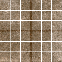 Cerdisa Reden 52536_RedenMosaico5X5Biscuit , Patchwork style style, Concrete effect effect, Bedroom, Outdoors, Public spaces, Bathroom, Living room, Unglazed porcelain stoneware, wall & floor, Slip-resistance R10, R11, Polished surface, Matte surface, Rectified edge, Shade variation V3