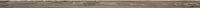 Cerdomus Ceramiche Othello 68236_Battiscopa Charcoal , Public spaces, Bathroom, Kitchen, Bedroom, Living room, Wood effect effect, Unglazed porcelain stoneware, wall & floor, Matte surface, Rectified edge
