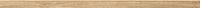 Cerdomus Ceramiche Othello 68237_Battiscopa Cinnamon , Public spaces, Bathroom, Kitchen, Bedroom, Living room, Wood effect effect, Unglazed porcelain stoneware, wall & floor, Matte surface, Rectified edge