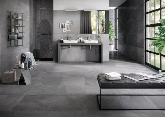 Oxidia Porcelain Tiles By Cerdomus Tile Expert