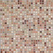 Cerdomus Ceramiche Portico 43474_PixelCreamMos.1X1Mosaico , Terracotta effect effect, Living room, Unglazed porcelain stoneware, Glazed porcelain stoneware, Matte surface, non-rectified edge, Uneven edge, Shade variation V2