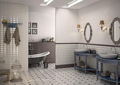 Metro di ce si tile expert rivenditore di piastrelle - Rivestimento bagno shabby ...