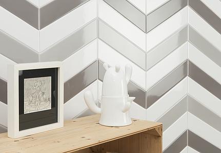 Keramikfliese Fliesen Chevron von Cevica. Tile.Expert – Versand der ...