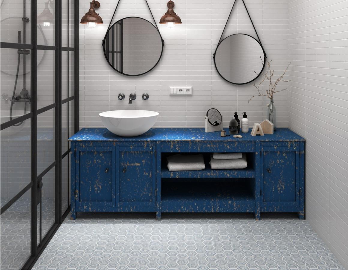 Panal Hexagon Mosaic Tiles by Cevica. Tile.Expert – Distributor of ...