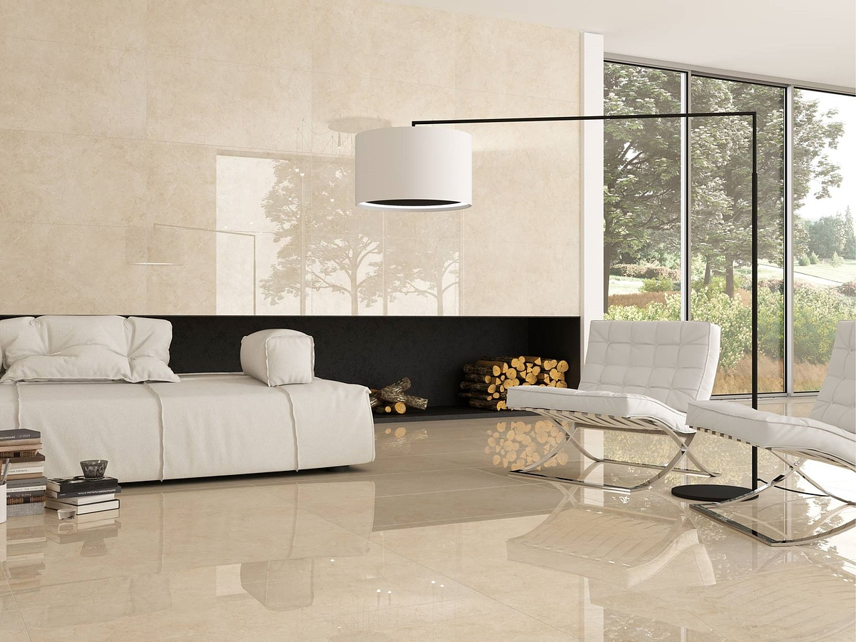 Crema Marfil Ceramic And Porcelain Tiles By Cifre Tile