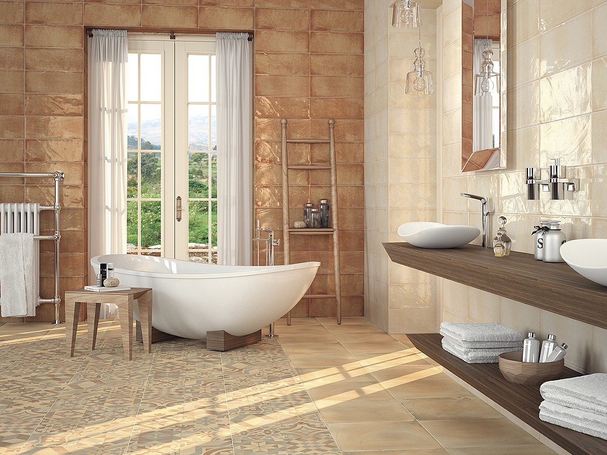 Montblanc Ceramic And Porcelain Tiles By Cifre Tile