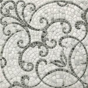 Cifre Ceramica Sidney DECOR SIDNEY PEARL ANTISLIP 45x45 , Outdoors, Stone effect effect, PEI III, Ceramic Tile, floor, Slip-resistance R11, non-rectified edge, Shade variation V2