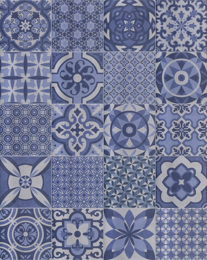 Vintage kubic vintage di codicer 95 tile expert for Piastrelle 25x25