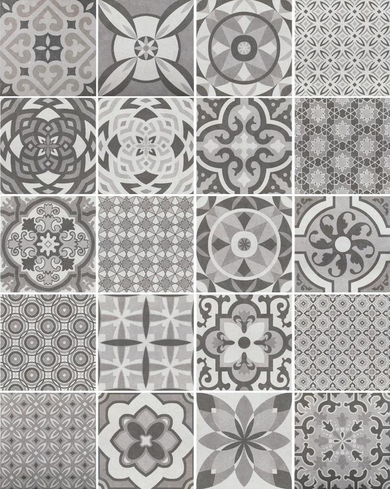 vintage kubic vintage di codicer 95 tile expert. Black Bedroom Furniture Sets. Home Design Ideas