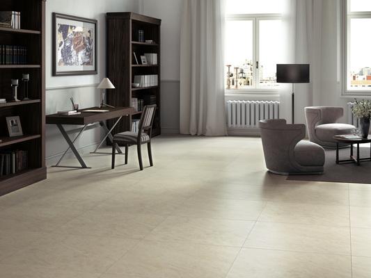 Eccezionale backstage beige brush floor tiles from cotto d este
