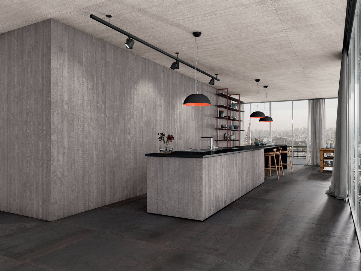 Kerlite Cement Project Porcelain Tiles by Cotto d′Este. Tile.Expert ...