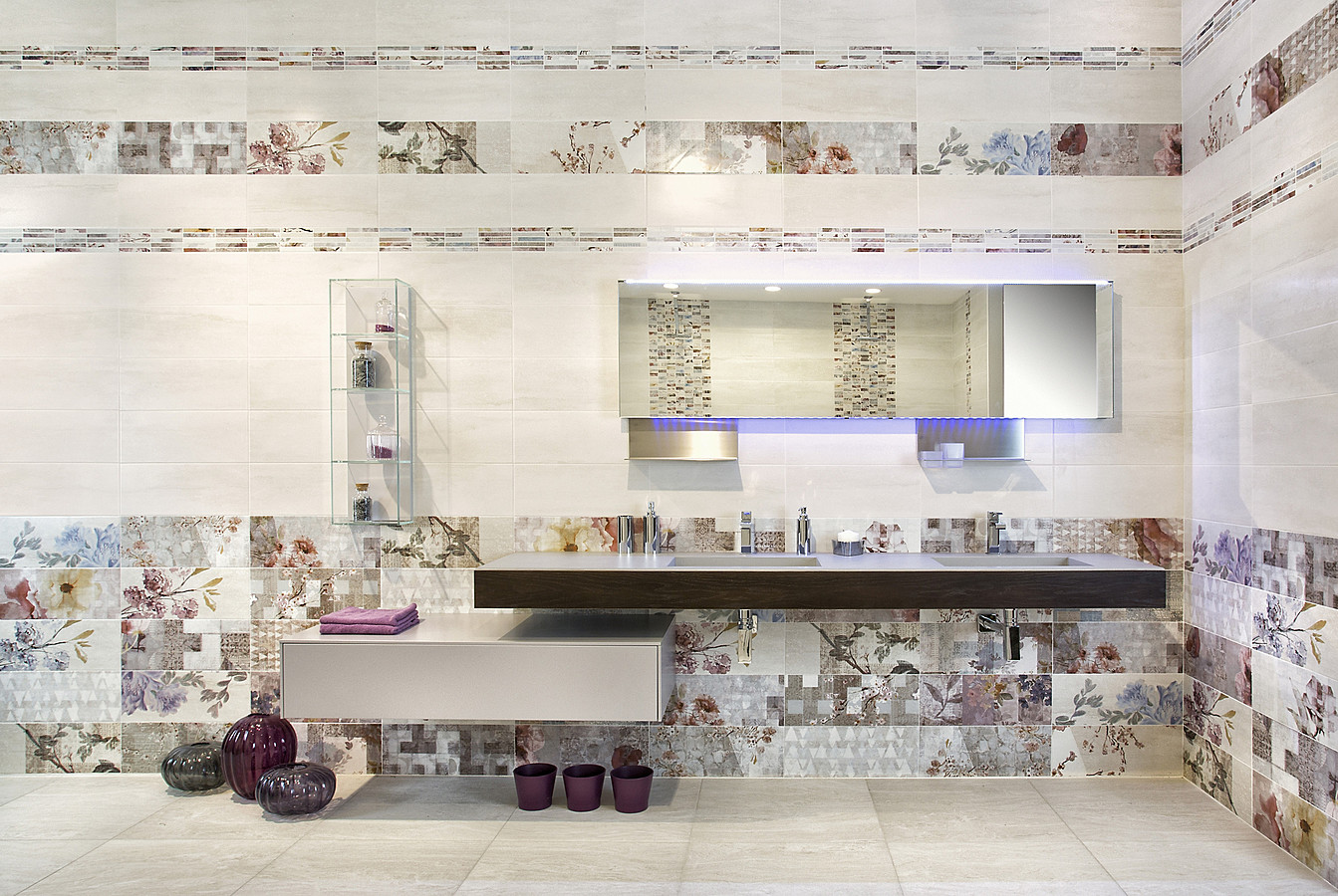 BS Giverny Ceramic Tiles by Del Conca. Tile.Expert – Distributor of ...