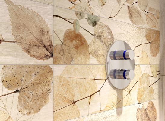 Piastrelle in gres porcellanato fi foreste d 39 italia di del - Piastrelle del conca ...