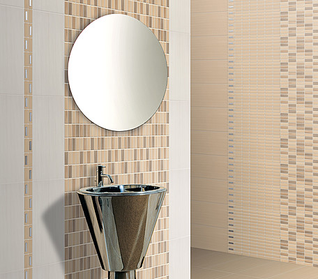 Del Conca Tile. Ceramica Del Conca Orto Botanico Bathroom. Search ...