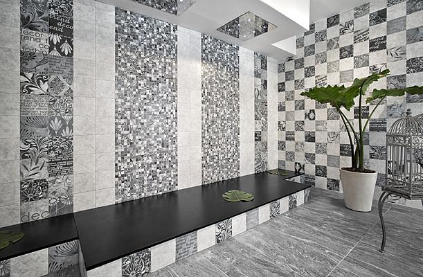 Keramikfliese Fliesen Kn Kandinsky von Del Conca. Tile.Expert ...
