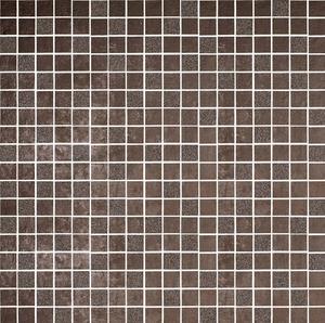 DSG Ceramiche Diamond DI300GN_MOSAICS Glitter BROWN , Kitchen, Bathroom, Concrete effect effect, Unglazed porcelain stoneware, wall & floor, Matte surface, Rectified edge, Shade variation V1