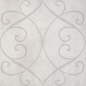 DSG Ceramiche Diamond DIR606W_Romantico glitter WHITE , Kitchen, Bathroom, Concrete effect effect, Unglazed porcelain stoneware, wall & floor, Matte surface, Rectified edge, Shade variation V1