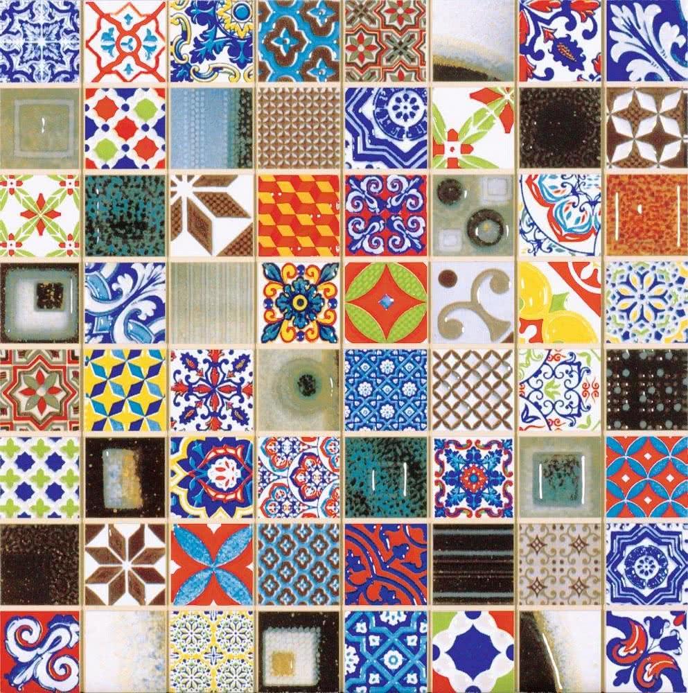 прочные, легкие фото в стиле мозаика дома подается всего