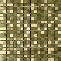Dune Ceramica Emphasis Materia 185686_MetalicGold , Public spaces, Bathroom, Living room, Bedroom, Outdoors, Oriental style style, Metal effect effect, wall & floor, non-rectified edge, Honed surface, Matte surface, Ceramic Tile, Natural Stone