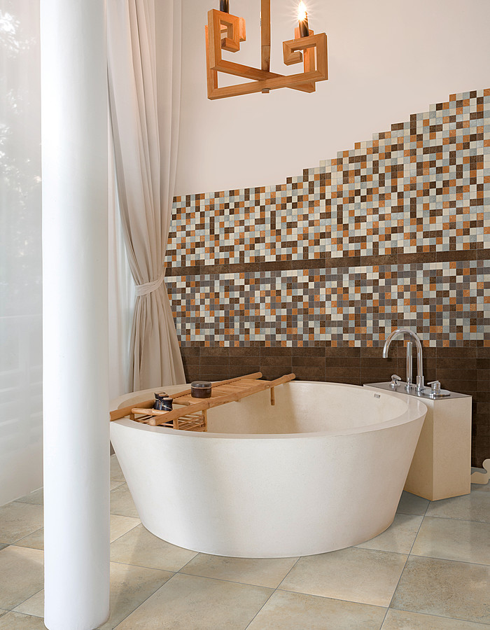 Expert distributor of italian tiles