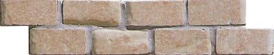 Elios Ceramica Ciottoli 01Q6130_Lis.CiottoliWallRosa5X20 , Kitchen, Provence style style, Ceramic Tile, wall & floor, Glossy surface, non-rectified edge